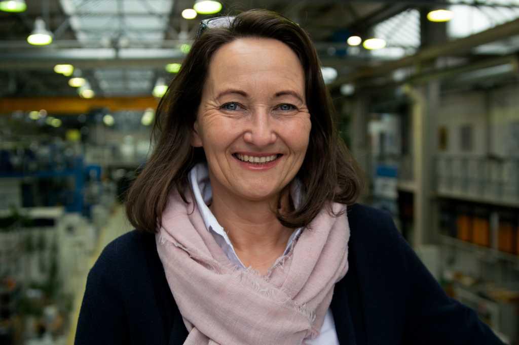 Kirsten Tracht